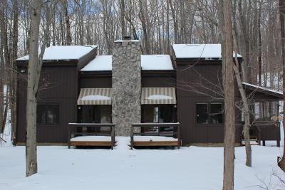 Lake Ariel Single Family Home For Sale: 4315 N Fairway Dr