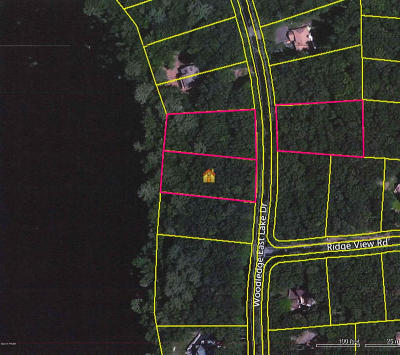 Hawley Residential Lots & Land For Sale: 11-2-12 Woodledge East Lake Dr
