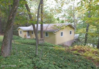 Dingmans Ferry PA Single Family Home For Sale: $54,900