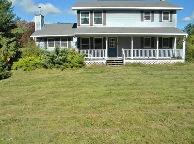 Single Family Home For Sale: 106 Hoadleys Rd