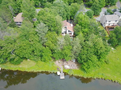 Lake Ariel Single Family Home For Sale: 2335 Brookfield Rd