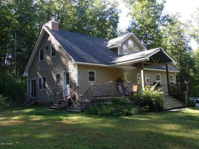 Narrowsburg Single Family Home For Sale: 146 Humphrey Rd