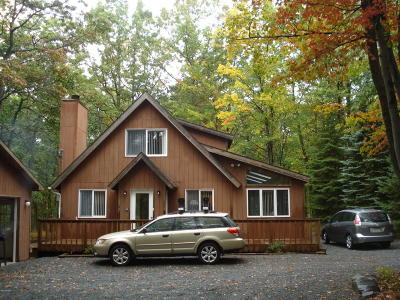Lords Valley PA Single Family Home For Sale: $145,000