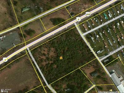 Pike County Residential Lots & Land For Sale: Route 6 And 209