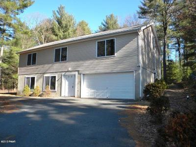 Hawley Single Family Home For Sale: 121 Hatton Rd