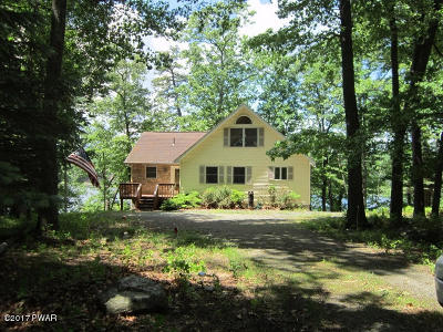 Lackawaxen Single Family Home For Sale: 371 Falling Waters Blvd