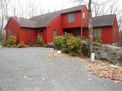 Lords Valley PA Single Family Home For Sale: $195,000