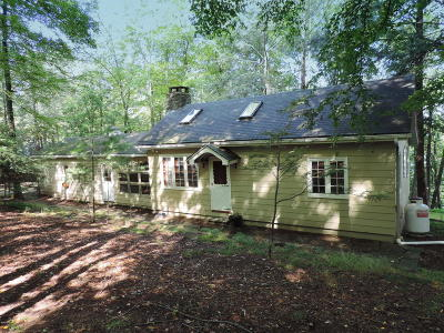 Paupack Single Family Home For Sale: 125 Black Bear Run