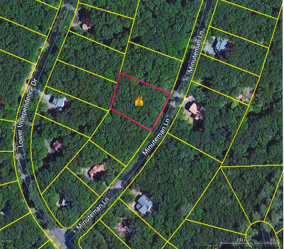Masthope Residential Lots & Land For Sale: 822 Minuteman Ln