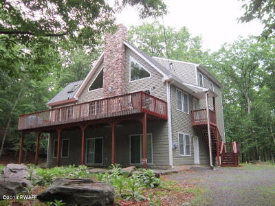 Lackawaxen Single Family Home For Sale: 155 Constitution Dr