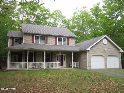Lackawaxen Single Family Home For Sale: 177 Independence Dr