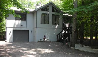 Lake Ariel Single Family Home For Sale: 4237 Chestnuthill