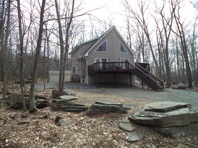 Lackawaxen Single Family Home For Sale: 105 Red Breast Ln
