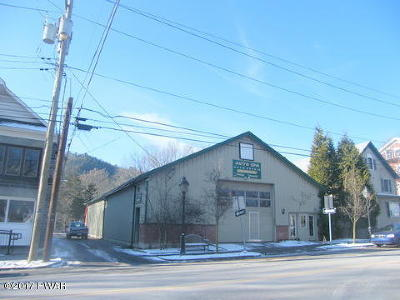 Pike County Commercial For Sale: 105 E Harford St