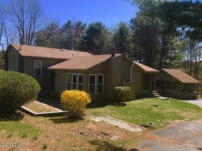 Milford Single Family Home For Sale: 181 Schocopee Rd