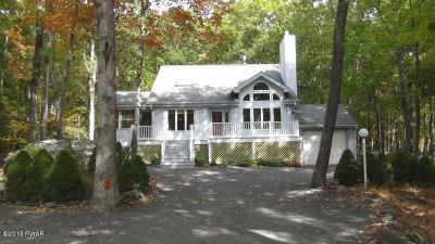 Hemlock Farms Single Family Home For Sale: 107 Mountain View Dr