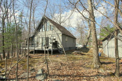 Sunrise Lakes Single Family Home For Sale: 129 Cabin Rd