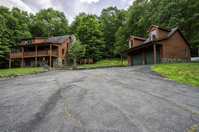 Lackawaxen Single Family Home For Sale: 125 Beaver Slide
