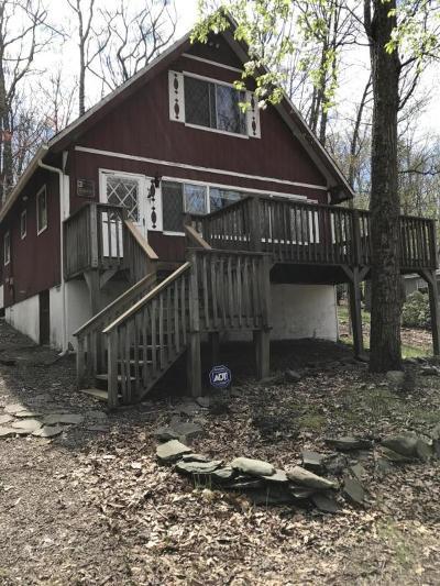 Milford Single Family Home For Sale: 123 White Deer Rd