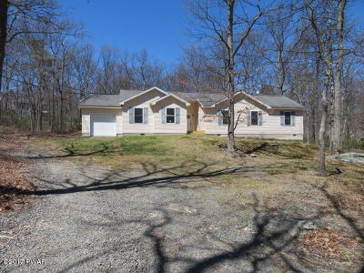 Milford Single Family Home For Sale: 187 Seneca Dr