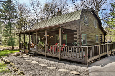 Single Family Home For Sale: 120 Parkers Glen Rd