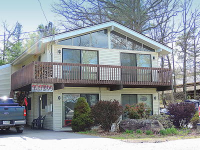 lords valley Single Family Home For Sale: 657 Route 739