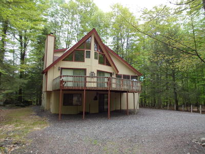 Lake Ariel Single Family Home For Sale: 3363 Northwood Ter