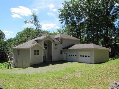 Lords Valley PA Single Family Home For Sale: $230,000