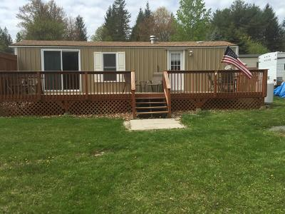 Hawley Single Family Home For Sale: 107 Rabbit Ln