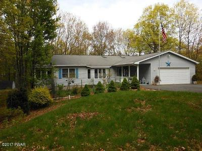 Lords Valley PA Single Family Home For Sale: $182,500