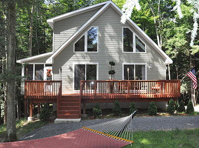 Lake Ariel PA Single Family Home For Sale: $279,000