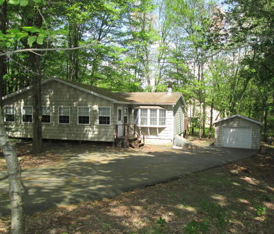 Wallenpaupack Lake Estates Single Family Home For Sale: 1010 Apache Ct
