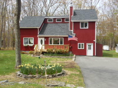 Dingmans Ferry Single Family Home For Sale: 121 Weasel Rd
