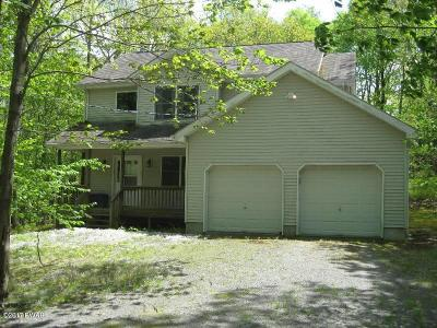 Lords Valley PA Single Family Home For Sale: $169,000