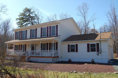 Hemlock Farms Single Family Home For Sale: 106 Jefferson Drive