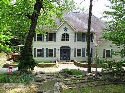 Lords Valley PA Single Family Home For Sale: $299,000