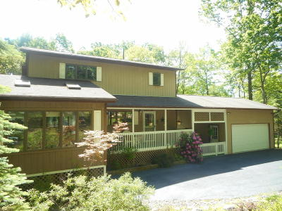 Single Family Home For Sale: 184 Spruce Lake Dr