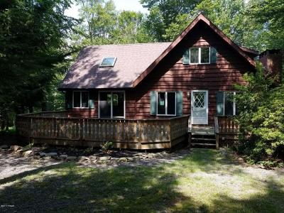 Greentown Single Family Home For Sale: 126 Wintergreen Cir