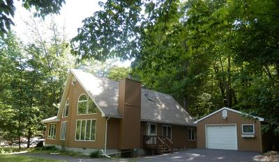 Hawley Single Family Home For Sale: 9 Ferris Rd
