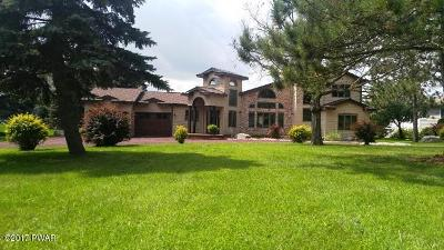 lords valley Single Family Home For Sale: 140 Fairway Dr