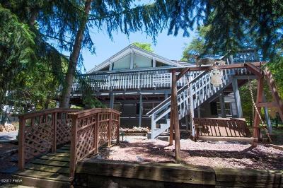 Lake Ariel PA Single Family Home For Sale: $189,900