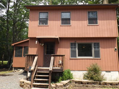 Dingmans Ferry Single Family Home For Sale: 101 Hound Rd