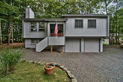 Lake Ariel Single Family Home For Sale: 2855 Boulder Rd