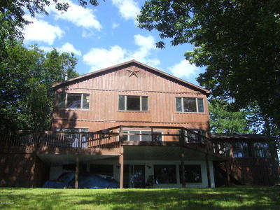 Wayne County Single Family Home For Sale: 69 E Shore Dr