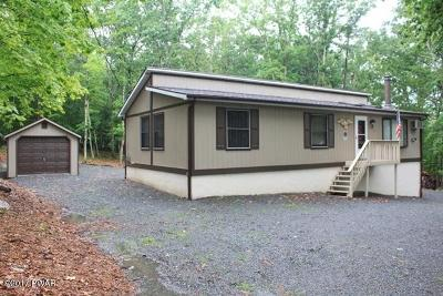 Masthope Single Family Home For Sale: 119 Red Breast Ln