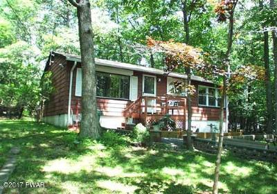 Dingmans Ferry PA Single Family Home For Sale: $64,900
