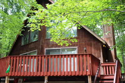 Lake Ariel PA Single Family Home For Sale: $154,900