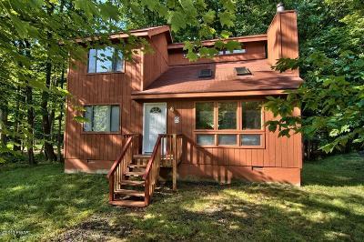 Lake Ariel PA Single Family Home For Sale: $119,000