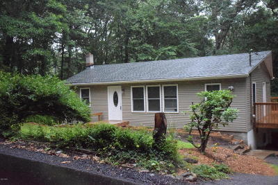 Dingmans Ferry Single Family Home For Sale: 178 Outer Dr