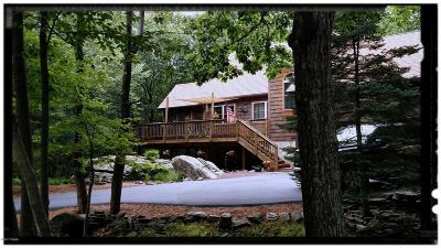 Single Family Home For Sale: 131 Johnson Rd